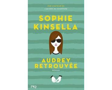 Audrey retrouvée de Sophie Kinsella