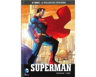 SUPERMAN POUR DEMAIN  SEP 24 JUSTICE LEAGUE L'AUTRE TERRE (DC COMICS LE MEILLEUR DES SUPER-HEROS TOME 31 et 32 CHEZ EAGLEMOSS)
