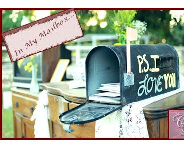In My Mailbox #29 (22/10/2016)