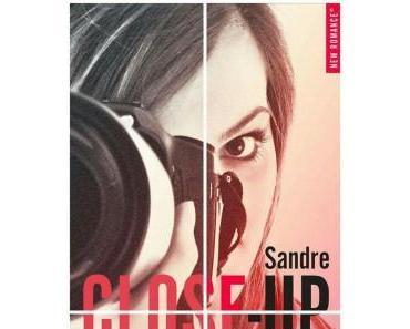 Sinder devient Close Up de Jane Devreaux ET sera publié chez Hugo Roman