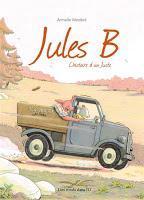 Jules B : l'histoire d'un Juste - Armelle Modéré