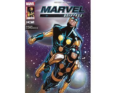 MARVEL UNIVERSE 5 : NOVA (LA NOUVELLE SERIE DE SEAN RYAN ET CORY SMITH)