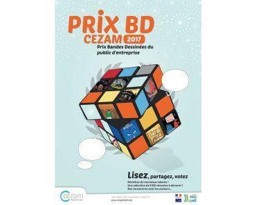 Prix BD Cézam 2017