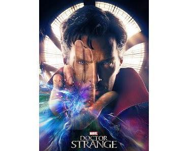 DOCTOR STRANGE : LA REVIEW DU FILM