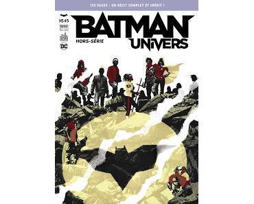 WE ARE ROBIN : LA SERIE EN KIOSQUE DANS BATMAN UNIVERS HS 3