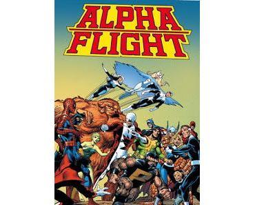 ALPHA FLIGHT : LES AVENTURES DE LA DIVISION ALPHA DE JOHN BYRNE
