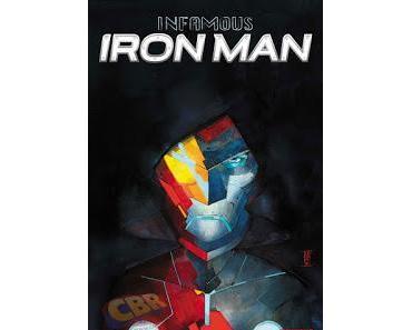 INFAMOUS IRON MAN #1 : VICTOR VON DOOM ENDOSSE L'ARMURE