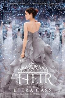 La Sélection, tome 4 : L'Héritière de Kiera Cass