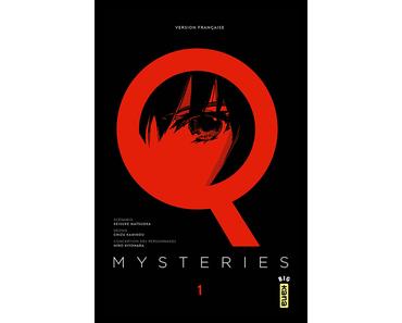 Q Mysteries Tome 1, Kamikou Chizu