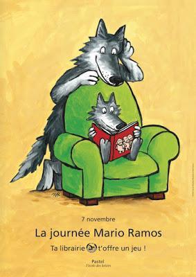 Journée Mario Ramos ce 7 novembre (rappel)