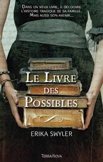Le livre des possibles.Erika Swyler.Editions Terra Nova.3...