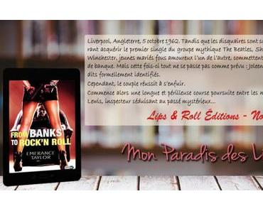 From banks to rock'n roll – Émerance Taylor ♥♥♥♥♥
