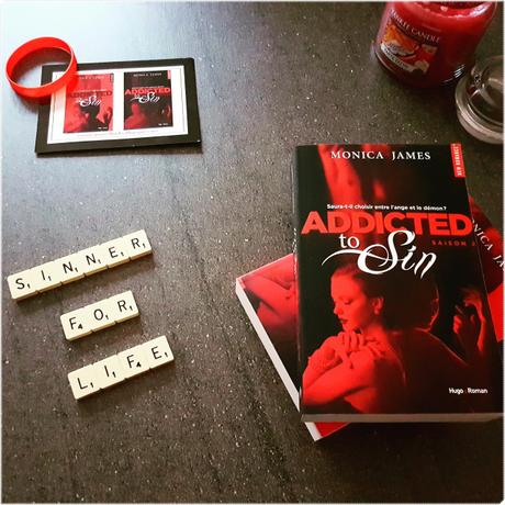Addicted to Sin | Monica James (Saison 2)