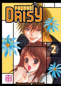 Couverture Dengeki Daisy, tome 02