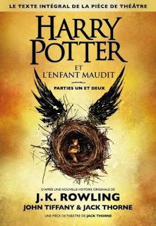 Harry Potter et l'enfant maudit de J.K. Rowling, Jack Thorne et John Tiffany