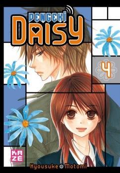 Couverture Dengeki Daisy, tome 04