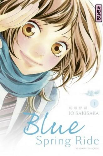 Couverture Blue Spring Ride, tome 01