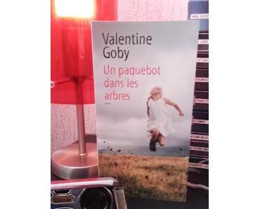 Un paquebot dans les arbres - Valentine Goby