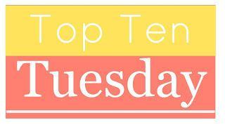 [RDV] Top Ten Tuesday #45