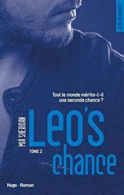 Leo, tome 2: Leo's chance de Mia Sheridan