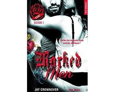 Marked Men -Saison 3- de Jay Crownover