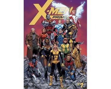X-MEN RESURRXION EN MARS. NOUVEAU DEPART POUR LES MUTANTS