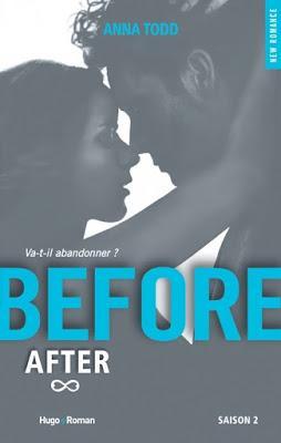 Before, tome 2 de Anna Todd