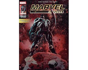 MARVEL UNIVERSE 6 : VENOM SPACEKNIGHT