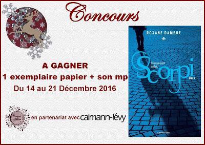 Résultat - Concours de Noël - Scorpi