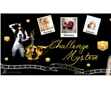 "Challenge ""Mystère"" 2017"