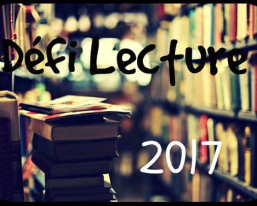 Défi lecture 2017