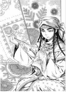 Bride Stories (tome 8) – Kaoru Mori
