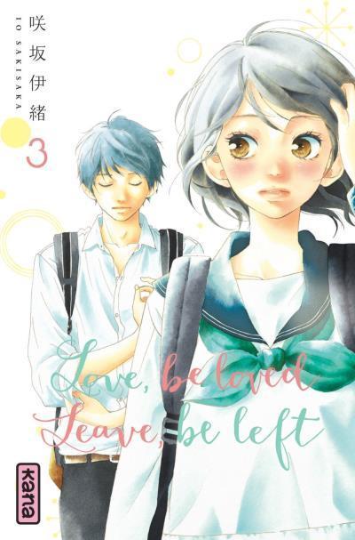 Manga - Manhwa - Love,Be Loved Leave,Be Left Vol.3