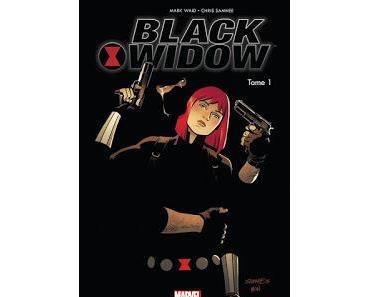 BLACK WIDOW TOME 1 : LA SERIE DE WAID ET SAMNEE A CENT A L'HEURE