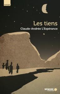 Yvon Paré nous parle de Claude-Andrée L'Espérance…