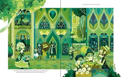 Le magicien d'Oz de L.Frank Baum - Editions USBORNE