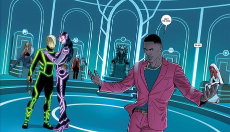 Critique de comics : The Wicked & The Divine