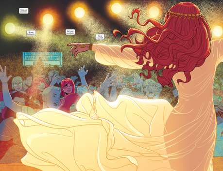 Critique de comics : The Wicked & The Divine