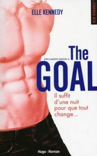 Off-Campus, T4: The Goal d'Elle Kennedy - Editions HUGO ROMAN