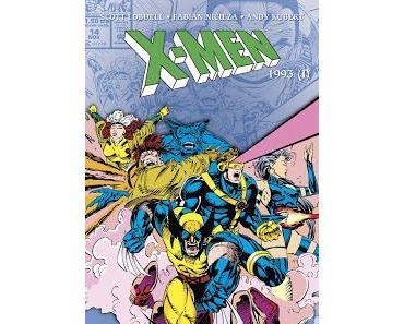 L'INTEGRALE X-MEN 1993 (1) : LE CHANT DU BOURREAU (X-CUTIONER'S SONG)