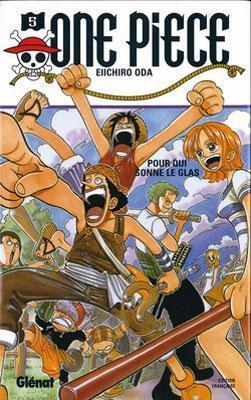 Couverture One Piece, tome 05 : Pour qui sonne le glas