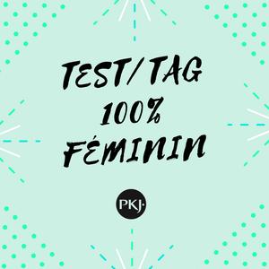 TAG PKJ – 100% Féminin