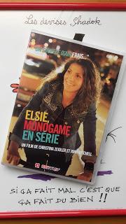 DVD - Elsie, monogame en série - Christina Zeidler (2016)