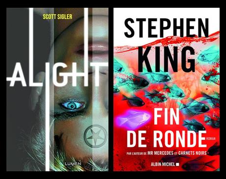 - C'est Lundi #38 - Stephen King & Omeycan -