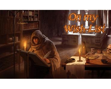 On my Wishlist #13