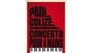 J'ai jeté l'encre avec Concerto pour mains Paul Colize