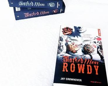 Rowdy | Jay Crownover (Marked Men #5)