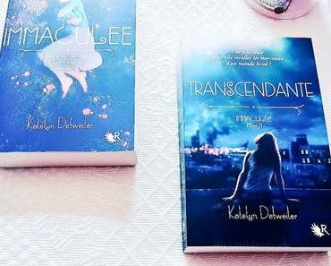 Transcendante | Katelyn Detweiler (Immaculée #2)