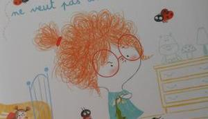 Suzon veut aller l'école Emilie Chazerand Amandine