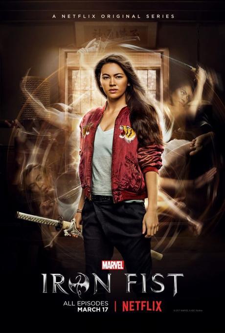 Du bashing injustifié de la série Iron Fist